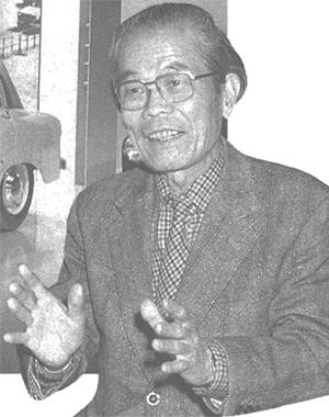 樋口健治氏